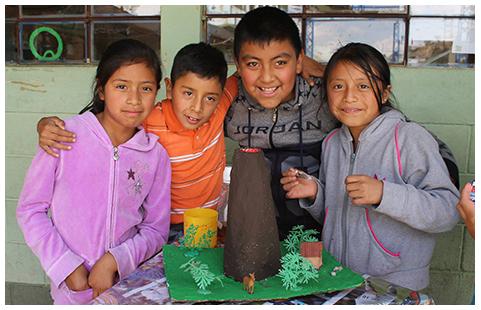 Centro de Formación Integral Las Rosas - Proyecto de Ciencia
